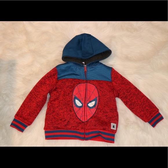 0d092421acc Kids Spider-Man Jacket. M 5b2ad427c2e9feaedda9142f